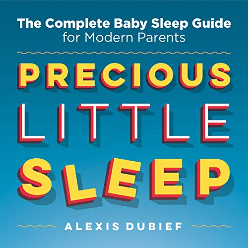Precious Little Sleep audiobook cover art