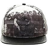 The Walking Dead Gorra de bisbol del Snapback Impreso PU Nueva Sb3F13Wad