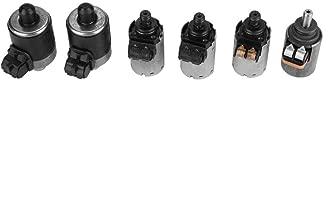 Transmission Solenoid Kit, 6Pcs 722.6 Transmission Solenoids Set Kit for Mercedes Benz Automatic Transmission