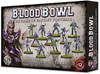 Citadel Naggaroth Nightmares Dark Elf Blood Bowl Team