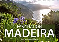 Faszination Madeira (Wandkalender 2022 DIN A3 quer): Hanna Wagner zeigt Madeiras beeindruckendste Facetten in einem monatlichen Bilderreigen. (Monatskalender, 14 Seiten )