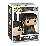 Gogowin Pop Television : Game of Thrones - BRAN Stark 3.9inch Vinyl Gift for Boys Fantasy Television...