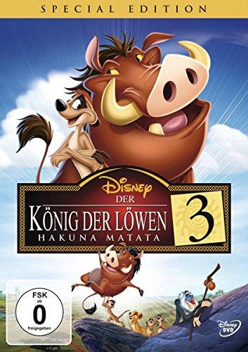 Der König der Löwen 3 - Hakuna Matata (Special Edition)