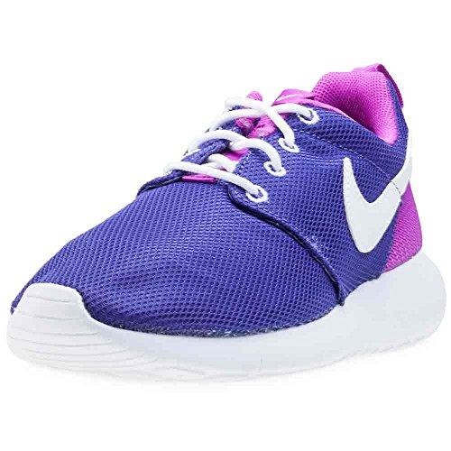 Nike Roshe One (GS), Scarpe da Ginnastica Unisex-Adulto, Viola (506 Court Purple/Hypr Trq-Hypr VLT #000001), 37,5 EU