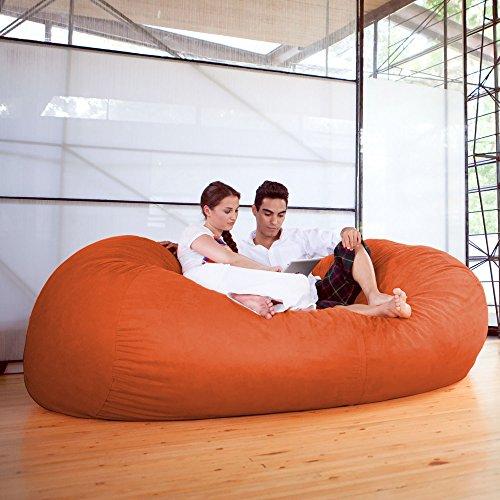 Jaxx 7 ft Giant Bean Bag Sofa