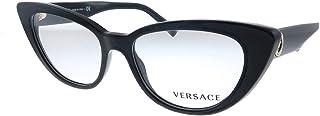 فيرساتشي VE 3286 GB1 نظارات طبية باطار اسود 52