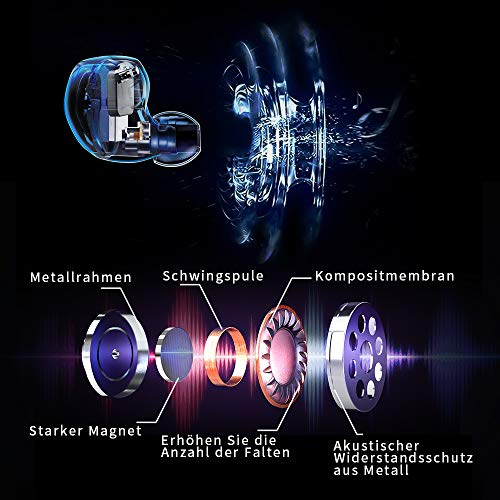 Antimi Bluetooth Kopfhörer 2019 Bild 6*