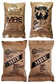ULTIMATE MRE, Pack Date Printed on Every Meal - Meal-Ready-To-Eat. Inspected...