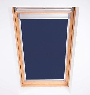 Bloc Skylight Blind for Velux Roof Windows Blockout, Navy, P04