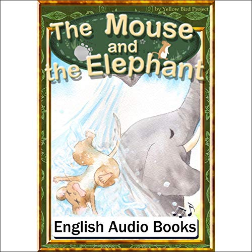 『The Mouse and the Elephant(ネズミとゾウ・英語版)』のカバーアート