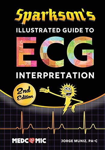 Sparkson s Illustrated Guide to ECG Interpretation 2nd Edition product image