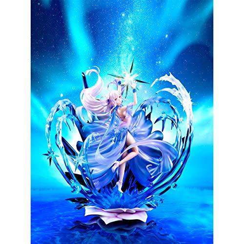 Re:ゼロから始める異世界生活 エミリア Crystal Dress Ver. 1/7スケール 塗装済み完成品フィギュア