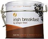 Adagio Teas Clear-Top Tin Black Tea, Irish Breakfast, 4 Ounce