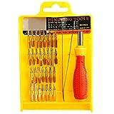 BETOY 32 en 1Destornilladores precisión profesional-para todos tornillos juegos destornilladores-Kit de Brocas Repair Herramientas Para brocas Magnético, PC, IPhone, Tablet, Laptop,Consola de Juegos