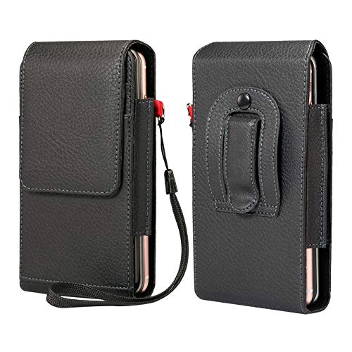 Cinturón teléfono inteligente bolsa Película de teléfono celular de 6.9 pulgadas para Samsung S21 + 5G, S20 Ultra 5G, Note 20 Ultra, Note 20 ultra, S21 Ultra, 5GA, 5GA71 5G, A51, A51, A81, Paquete de