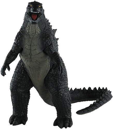 Godzilla Attack Pose Vinyl Figure by Godzilla (English Manual)