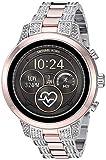 Michael Kors Access Womens Runway Touchscreen Smartwatch Stainless Steel Bracelet watch,...