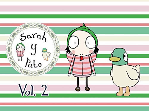 Sarah and Duck Vol. 2
