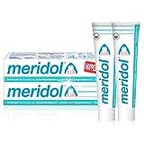 Meridol Pasta de dientes dos unidades 2x 75ml, 150ml
