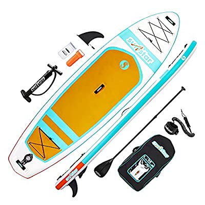 Amazon - 10% Off on Inflatable Paddle Board, Stand Up Paddle Boards for Adults, Paddleboard