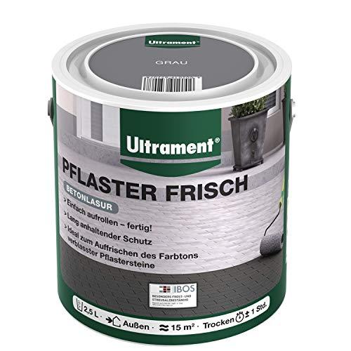 Ultrament Lasur Pflaster Frisch, Grau