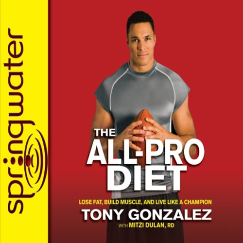 The All-Pro Diet cover art