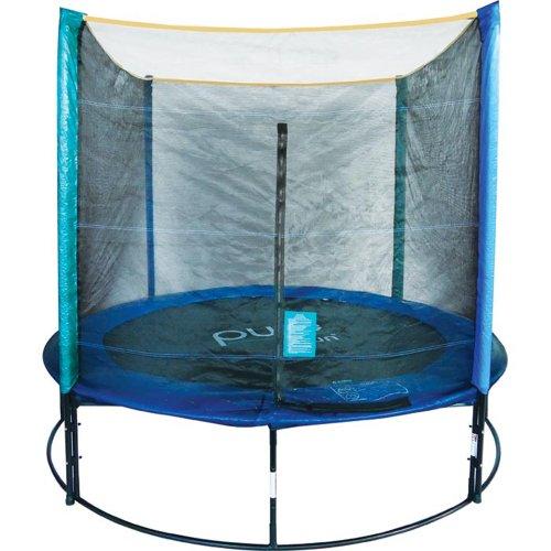 Big Sale Best Cheap Deals Pure Fun 8-Foot Trampoline and Enclosure Set