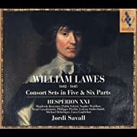 William Lawes: Consort Sets in Five & Six Parts (2002-08-13)