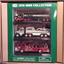 Hess 2018 Mini Truck Collection