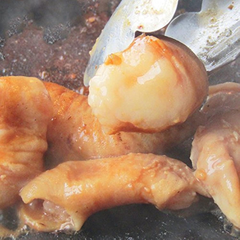 牛タレ漬けホルモン(マルチョウ) 200g 焼肉用 《*冷凍便》