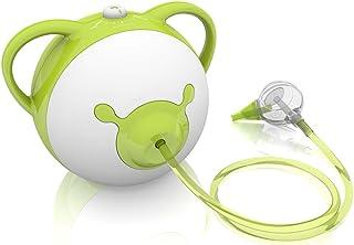 Nosiboo Pro - Aspirador Nasal electrico, Verde