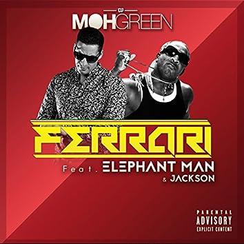 Ferrari (feat. Elephant Man, Jackson)