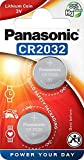CR2032 Batterie de Pièces de Monnaie x 2 / Lithium 3V / pour Les Montres, Torches, Clés de Voiture, Calculatrices, Appareils...