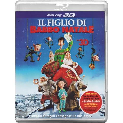 Il Figlio Di Babbo Natale 3D
