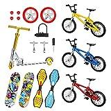 Kacsoo - Mini scooter a due ruote, giocattolo educativo per bambini, per bambini
