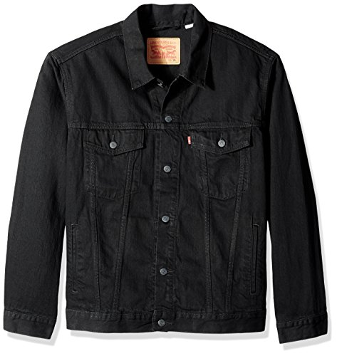 Levi's Men's Big and Tall Trucker Jacket, Berkman, 3XL