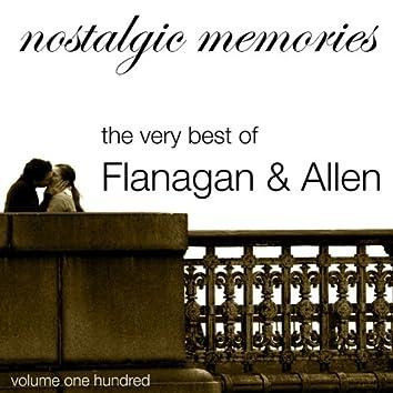 Nostalgic Memories-The Very Best of Flanagan & Allen-Vol. 100