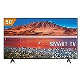 """Smart TV LED 50"""" 4K Samsung LH50BETHVGGXZD, 2 HDMI, 1 USB, Wi-Fi, Tyzen"""