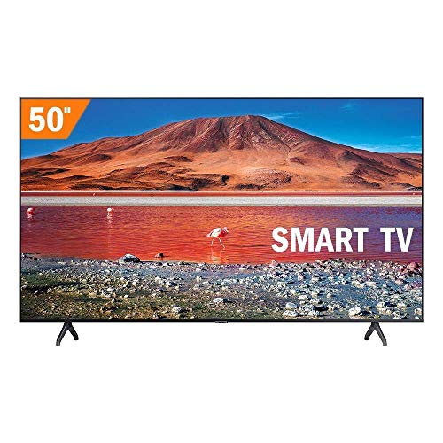 Smart TV LED 50' 4K Samsung LH50BETHVGGXZD, 2 HDMI, 1 USB, Wi-Fi, Tyzen