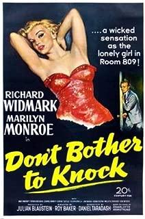 original marilyn monroe movie poster