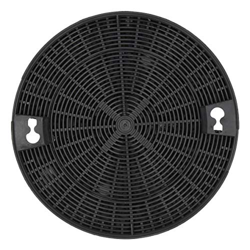 Gorenje 163687 AH002 ORIGINAL Kohlefilter Aktivfilter Filter 195mm Dunstabzugshaube passend auch wie Electrolux AEG 50290652002 EHFC29 Whirlpool Bauknecht 481249038013 AMC912 Indesit Ariston C00308163