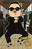 PSY Gangnam Style Dance Wall Poster
