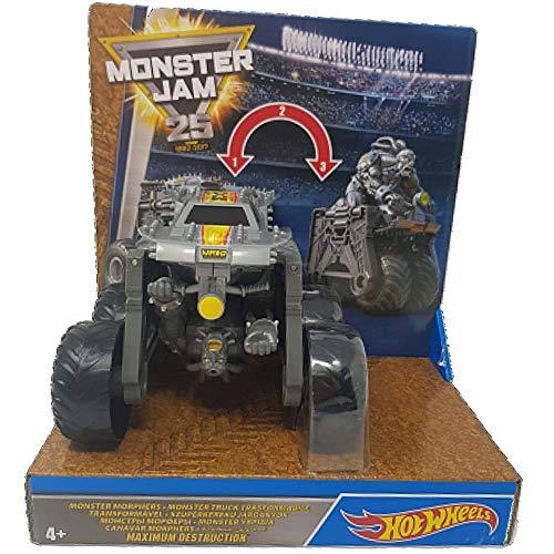Hot Wheels Monster Jam 25 Maximum Destruction