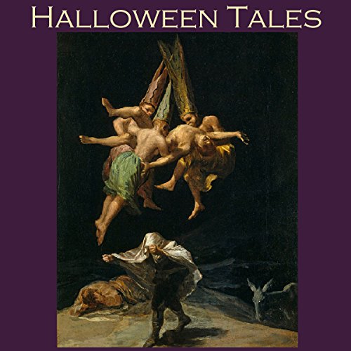 Halloween Tales cover art