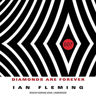 Page de couverture de Diamonds Are Forever