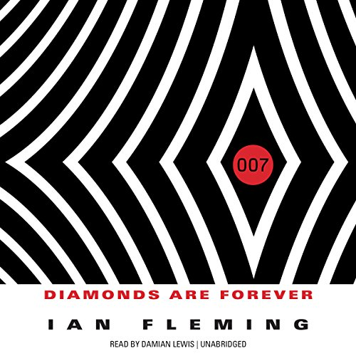 Diamonds Are Forever audiobook cover art