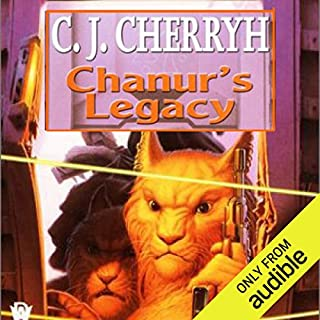 Chanur's Legacy audiobook cover art