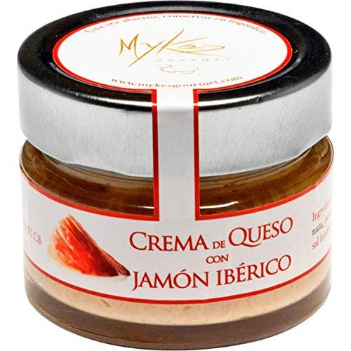 Mykés Gourmet Crema de Queso de Oveja con Jamón Ibérico 2500 g