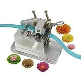 TOPQSC – Máquina de cortar de papel, herramienta para hacer filigranas, mini tiras de papel para cortar borlas, herramienta de artesanía