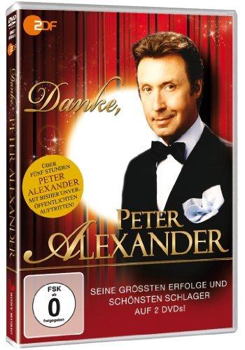 Peter Alexander - Danke, Peter Alexander [2 DVDs]